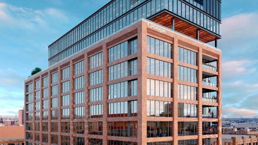 Google confirms big expansion of Fulton Market offices