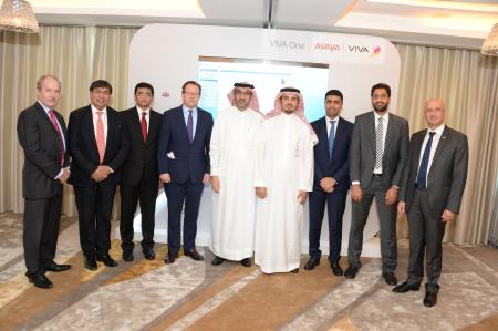 "VIVA unleashes the identity of Bahrain's FIRST and only cloud-based unified communication service ""VIVA One"""