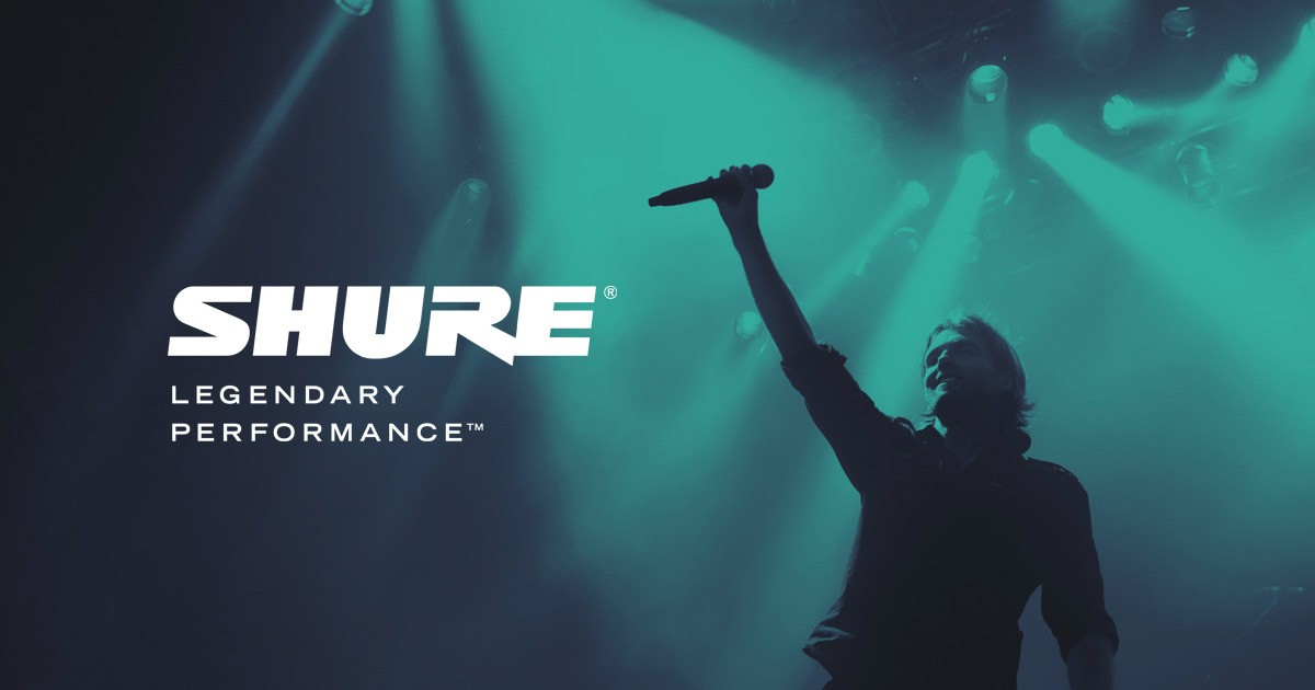 Shure Announces New Vice Presidents in Global Sales