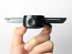 3 - World's First Intelligent Panoramic Video Collaboration Device with Three 13 Megapixel Cameras - Debuts at CES 2019