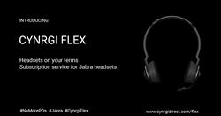 Cynrgi Direct Launches Cynrgi Flex, Subscription Service for Jabra GN…