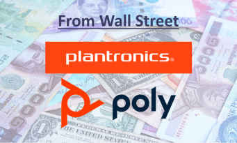 From Wall Street – Plantronics – CY2019-Q3