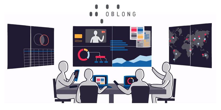 Oblong Designs Cisco-First UI for Mezzanine