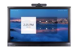 Avocor Teams with Logitech to Deliver New Integrated Collaboration Solution for Zoom Rooms for Touch