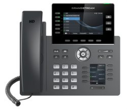 Grandstream Adds New High-End Model with Dual LCD Screens to GRP series of Carrier-Grade IP Phones