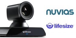Nuvias Teams up with Lifesize on 4K Systems