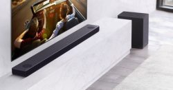 LG's new Dolby Atmos soundbars use A.I. for automatic room calibration