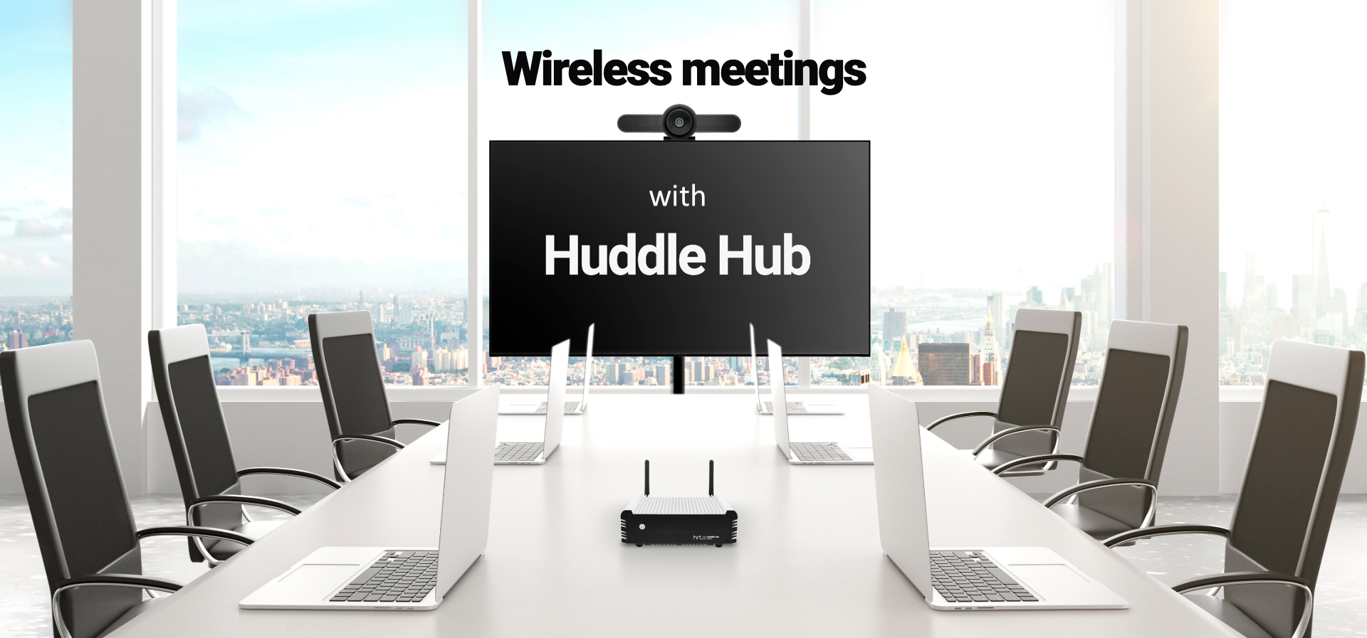 Intermedia-CS seals distribution deal with Huddle Room Technology