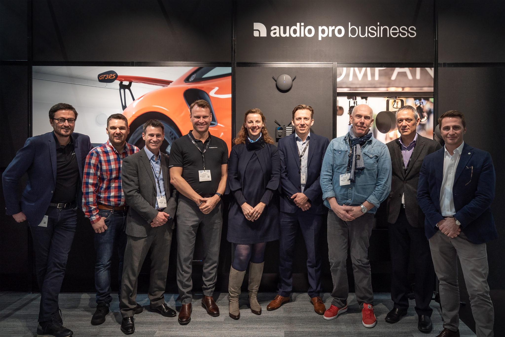 Audio-Technica to distribute Audio Pro Business