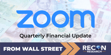 From Wall Street – Zoom Video Communications – FY2022-Q2
