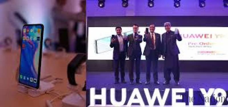Huawei donates Pakistan video system to tackle coronavirous