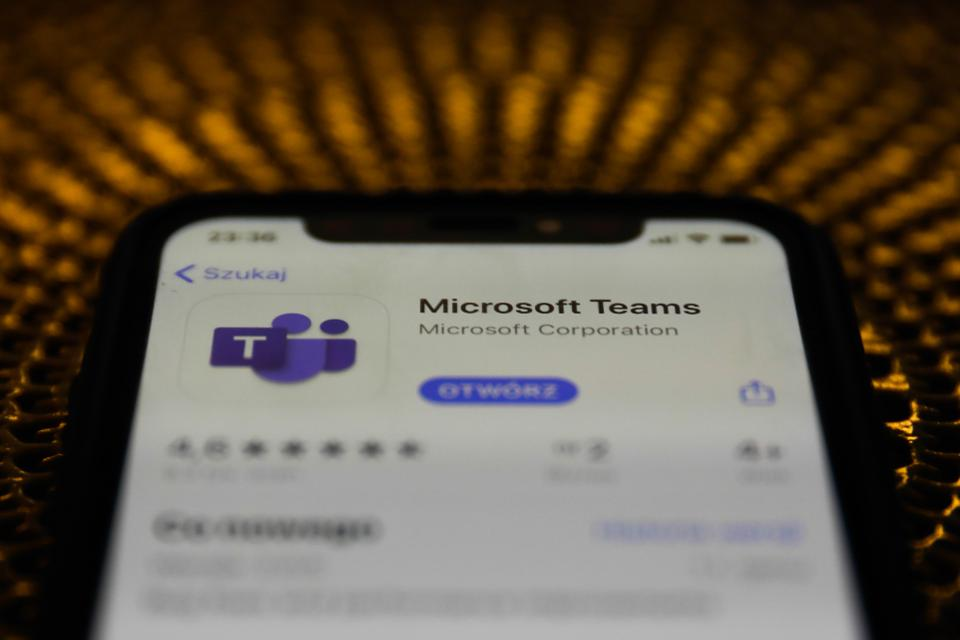 Your Whole Company's Microsoft Teams Data Could've Been Stolen With An 'Evil GIF'