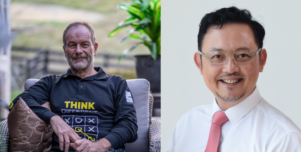 Eric Greenop and Moses Yeung join GPA's Board