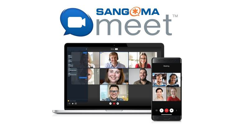 Sangoma Launches New Video Conferencing and Collaboration Service 'Sangoma Meet'