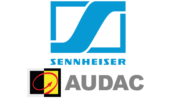 Sennheiser Announces New Distribution Partnership with AUDAC