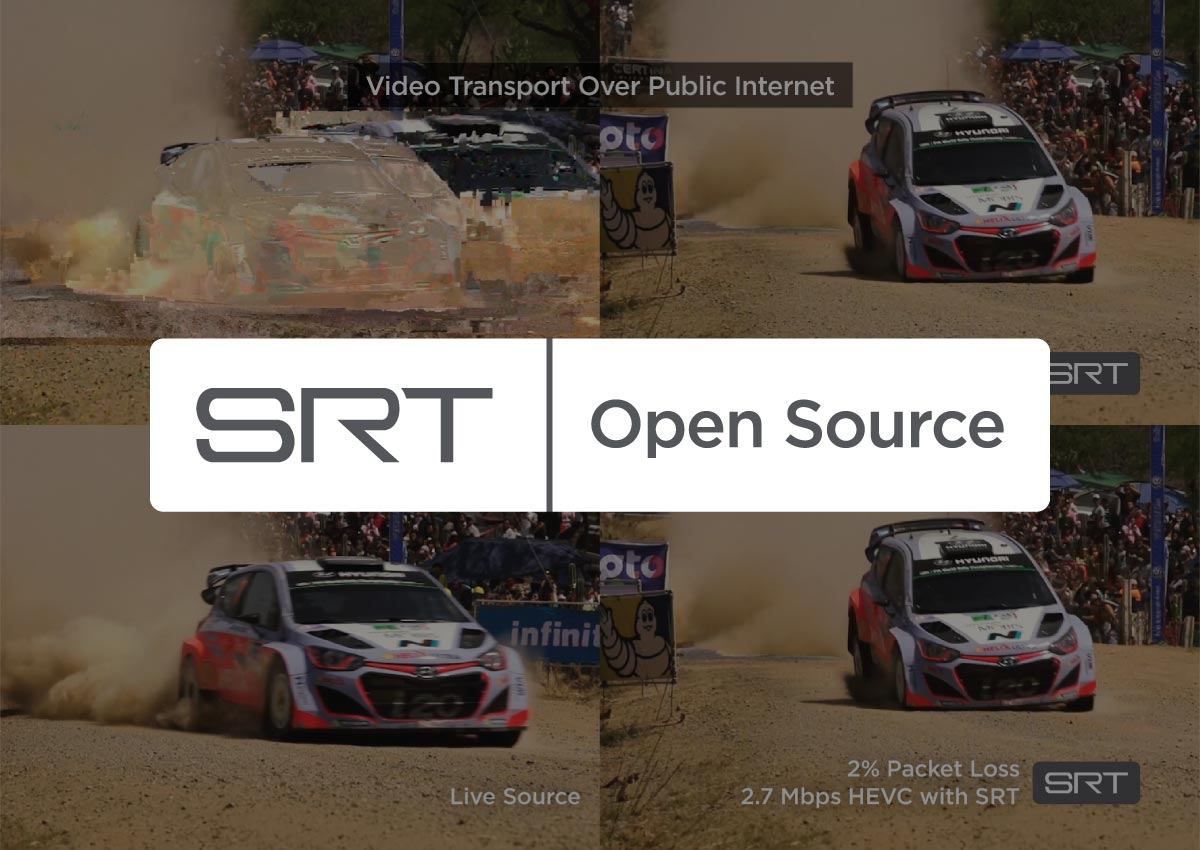 Tata Communications, Panasonic, Edgeware and DVSport Join SRT Alliance, Now with More Than 350 Members