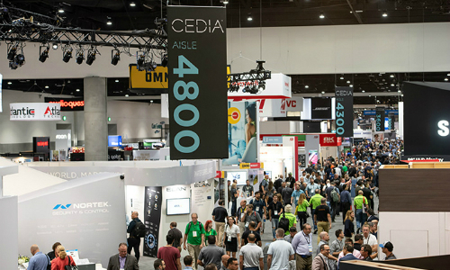 CEDIA Expo Welcomes the Return of Crestron in 2020