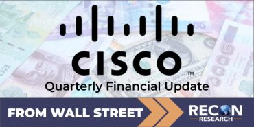 From Wall Street – Cisco Systems – FY2021-Q4