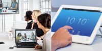 QSC Expands Q-SYS Control Plugin Library with Cisco and Barco Meeting Room Endpoints