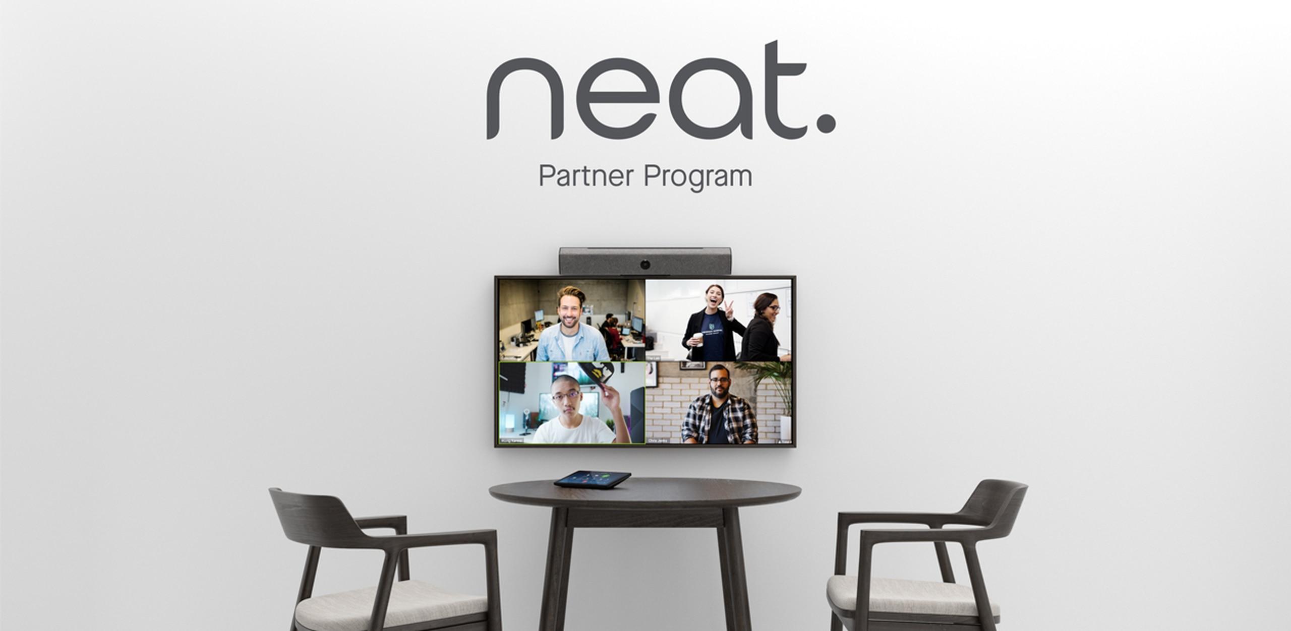 Neat Debuts Global Channel Partner Program