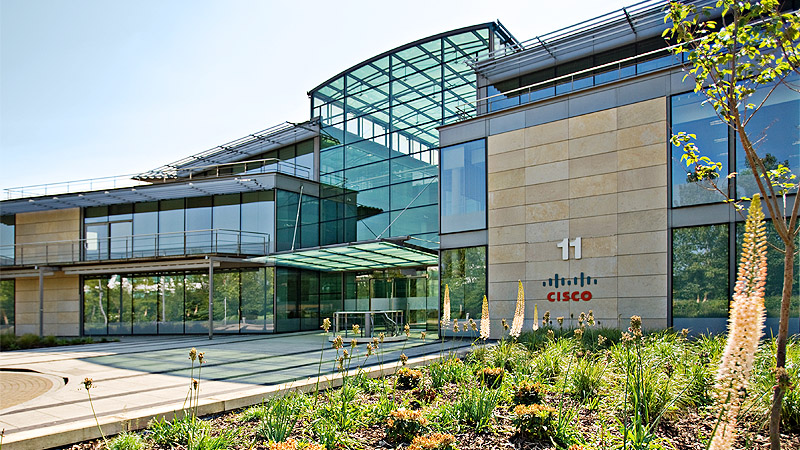 Cisco Reports First Quarter FY21 Earnings