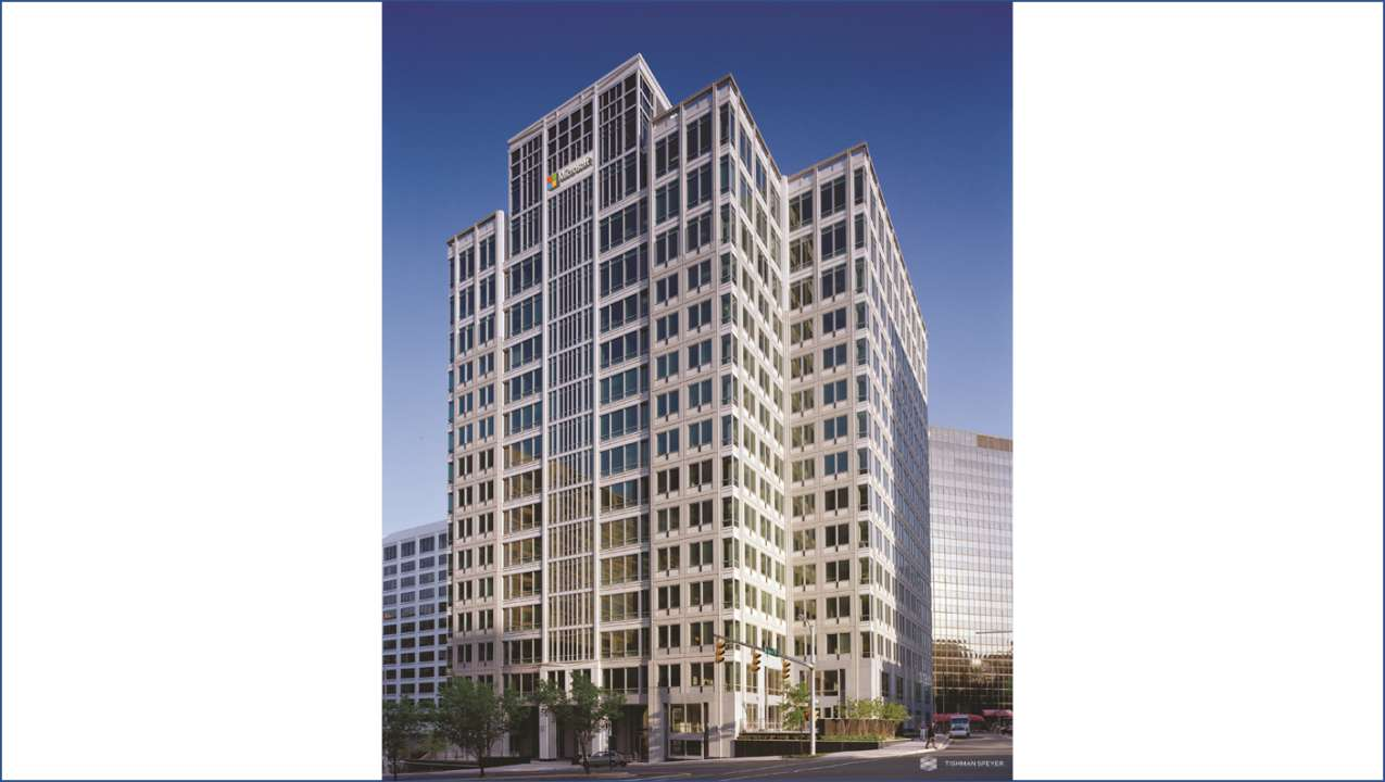 BREAKING: Microsoft Signs Lease for Major Presence in Rosslyn