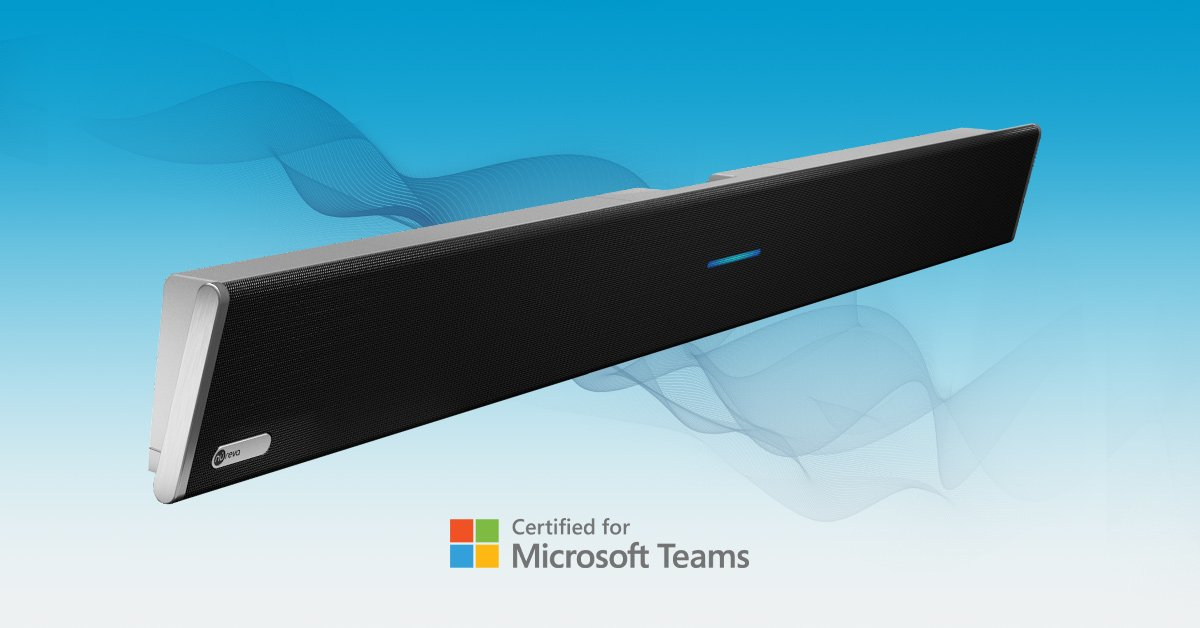 Nureva® HDL300 system is now Microsoft® Teams certified