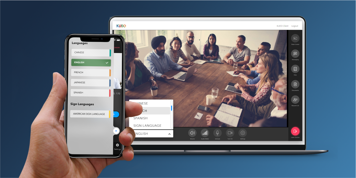 Multilingual Video Conference Platform, KUDO Closes $21m in an Oversubscribed Series A Funding to Support Talent Acquisition and More