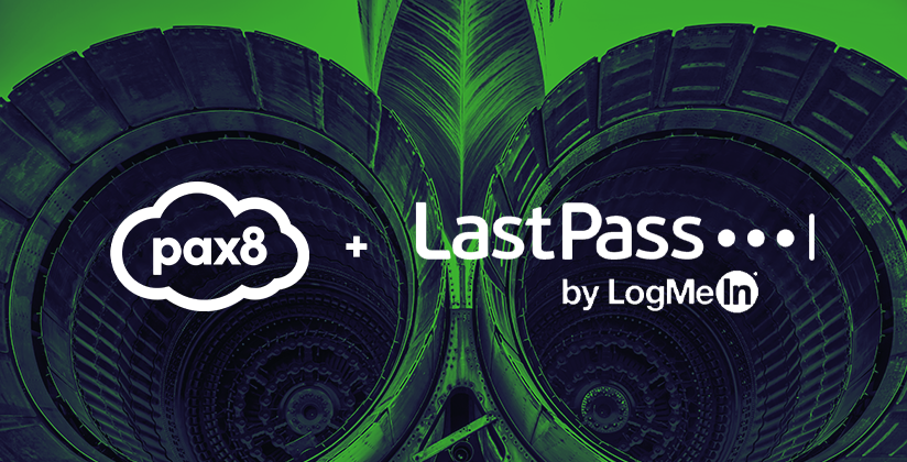 Pax8 and LogMeIn Join Forces to Offer Partners LastPass Single Sign-On and Password Management Capabilities