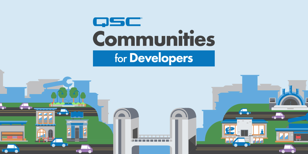 QSC Communities for Developers Goes Live