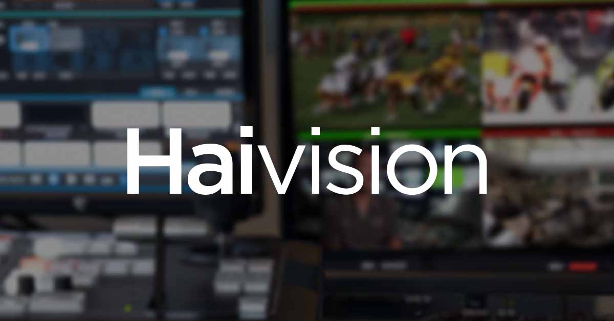 Haivision Announces the Makito X4 Video Encoder for the Highest Quality Real-Time Broadcast Production Contribution