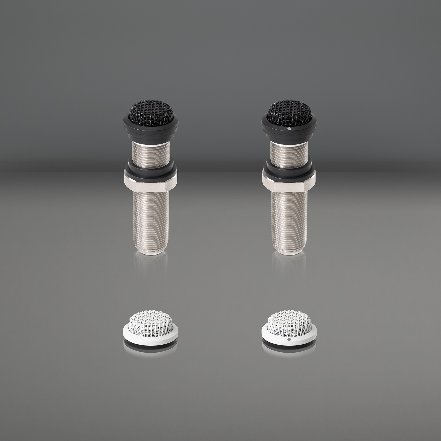 Audio-Technica's New Miniature ES945O/TB3 Omnidirectional Condenser Boundary Microphone and ES947C/TB3 Cardioid Condenser Boundary Microphone Are Now Available